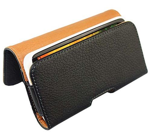 New Holster Belt Clip Leather Case cover For NOKIA 3310 3320 1100 For Motorola Razr V3 S5870 Phone(China (Mainland))