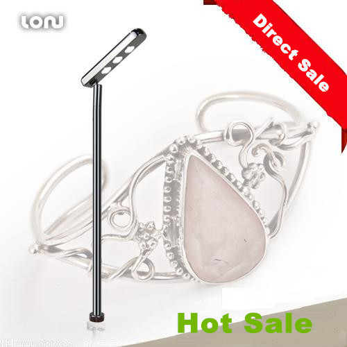 LED Standing Spotlights, LED Cabinet Lights, LED Jewelry Showcase Lights, with diver, 3 pcs of LEDs of 1 W(China (Mainland))