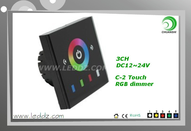 CSOT Manufacturing factory-C-2 Touch RGB dimmer(China (Mainland))