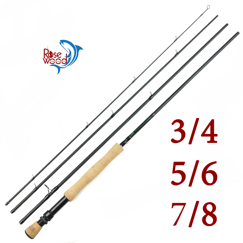 2015 Cheap Fly Fishing Rod Carbon Fiber 3 4 5 6 7 8 Pesca