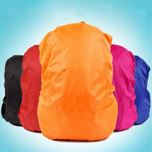 30L-40L Nylon Waterproof Backpack Cover Dust Rain Bag Cover For Travel Camping Hiking Cycling Outdoor(China (Mainland))