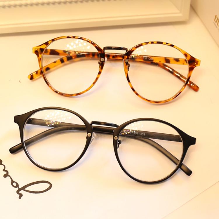 Cute Style Vintage Glasses Women Glasses Frame Round Eyeglasses Frame Optical Frame Glasses Oculos Femininos Gafas(China (Mainland))