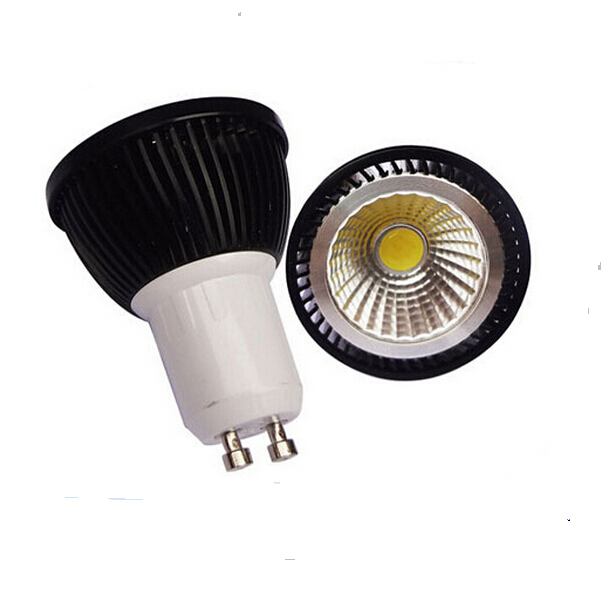 Promotion!!!   GU10 COB LED Spotlight Bulbs 5W 60 Degree CE &amp; RoHS 3 Years Warranty<br><br>Aliexpress
