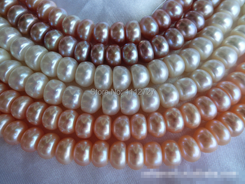 Charming!!! 10-11MM Steamed Buns Fat Freshwater Shell Pearls Loose Beads Jewelry Jasper Semi-finished Necklace Wholesale Price(China (Mainland))