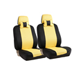 Only 2 front Universal car seat covers For SsangYong Korando Actyon Rexton Chairman Kyron car