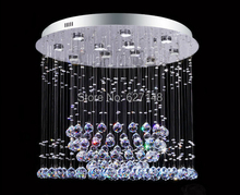 Promotion sales new designer chandeliers crystal light  Dia600*H500mm  living room ceiling fixtures(China (Mainland))