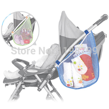 Free shipping Baby stroller bag cart car umbrella sidepiece bag(China (Mainland))