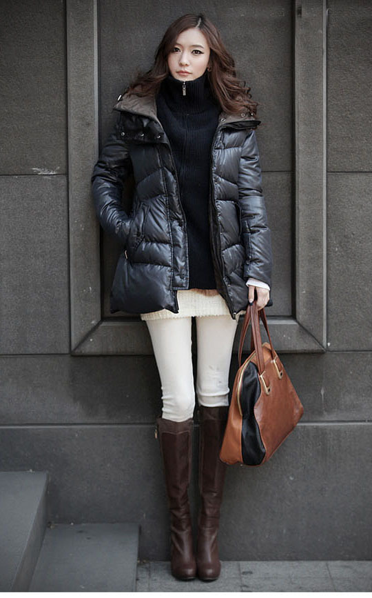 Fashion Down Coats - JacketIn