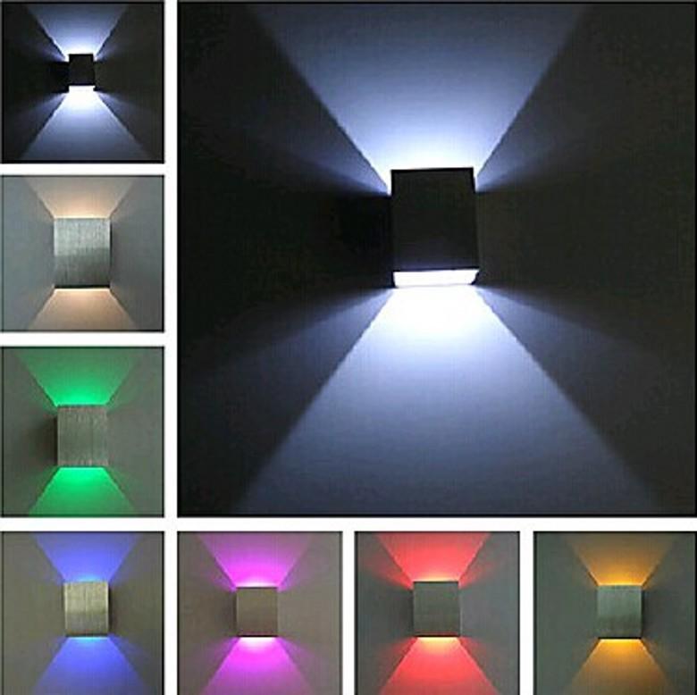 Netmodern Bedroom Lamp : New modern led indoor lighting bedroom wall light in crystal Assorted ...