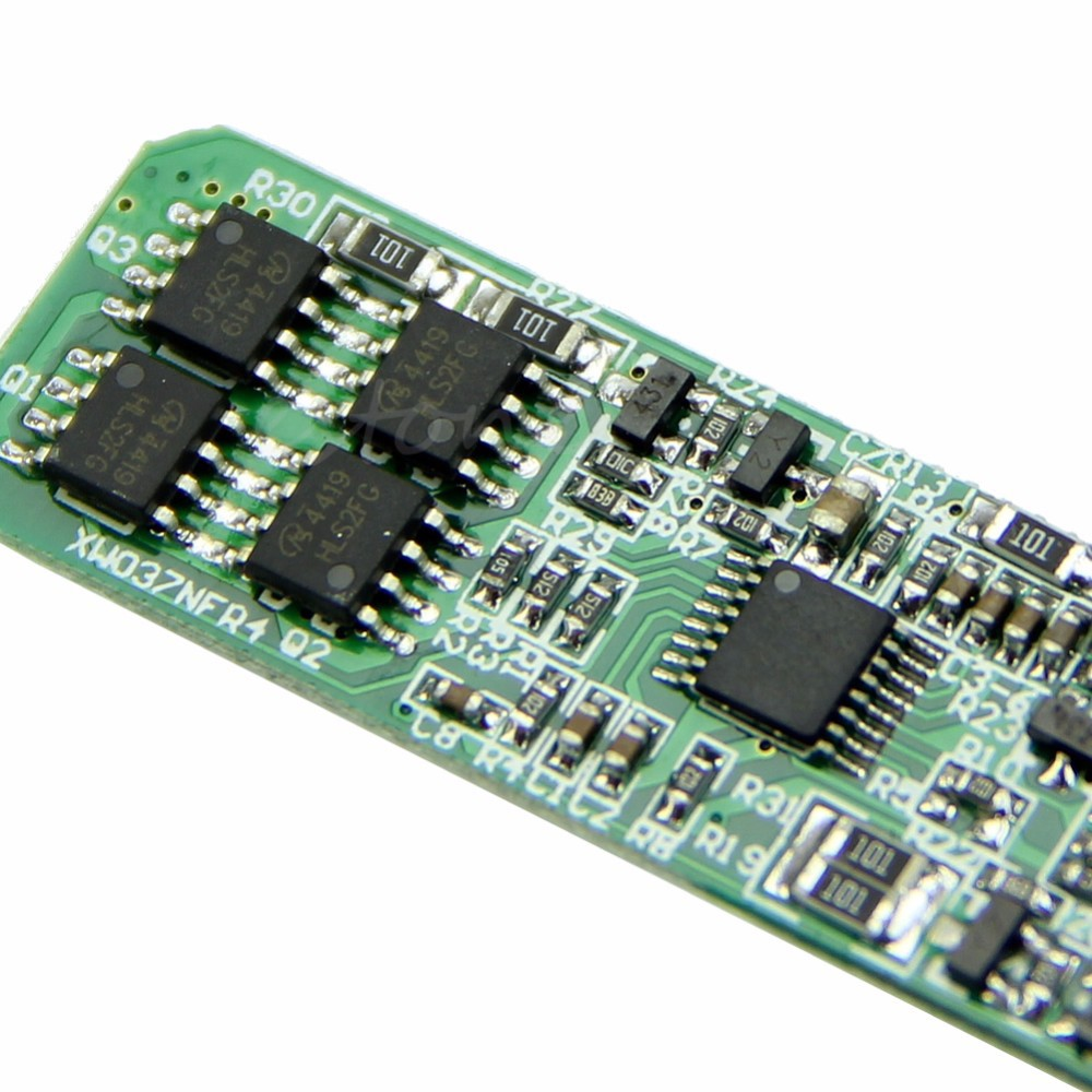 image for Charger For 4 Packs PCB Li-ion Lithium Battery Recharge 4-5A Protectio