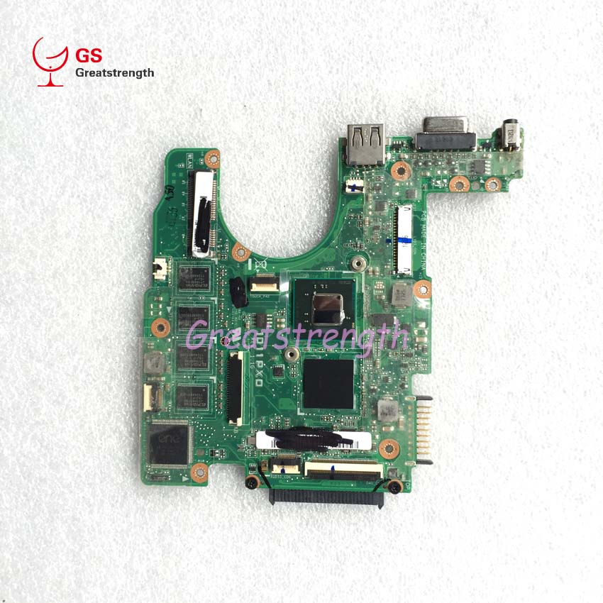 For Auss Eee PC 1011PXD REV 1.1G Laptop motherboard with Atom N570 Cpu mainboard(China (Mainland))