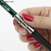 New Adjustable Dual Head Pencil Extender Holder Sketch  Art Write Tool School Office Supplies 1pcs