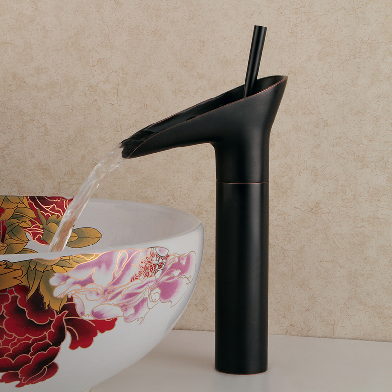 Fashion personality type wrench basin faucet spring 2016 New Taiwan on the mixed water art basin(China (Mainland))