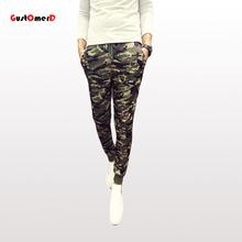 8 Styles New 2015 Sweatpants For Men Camouflage Military Pants Mens Joggers Baggy Pants Men's Sports Pants Pantalones Hombre(China (Mainland))