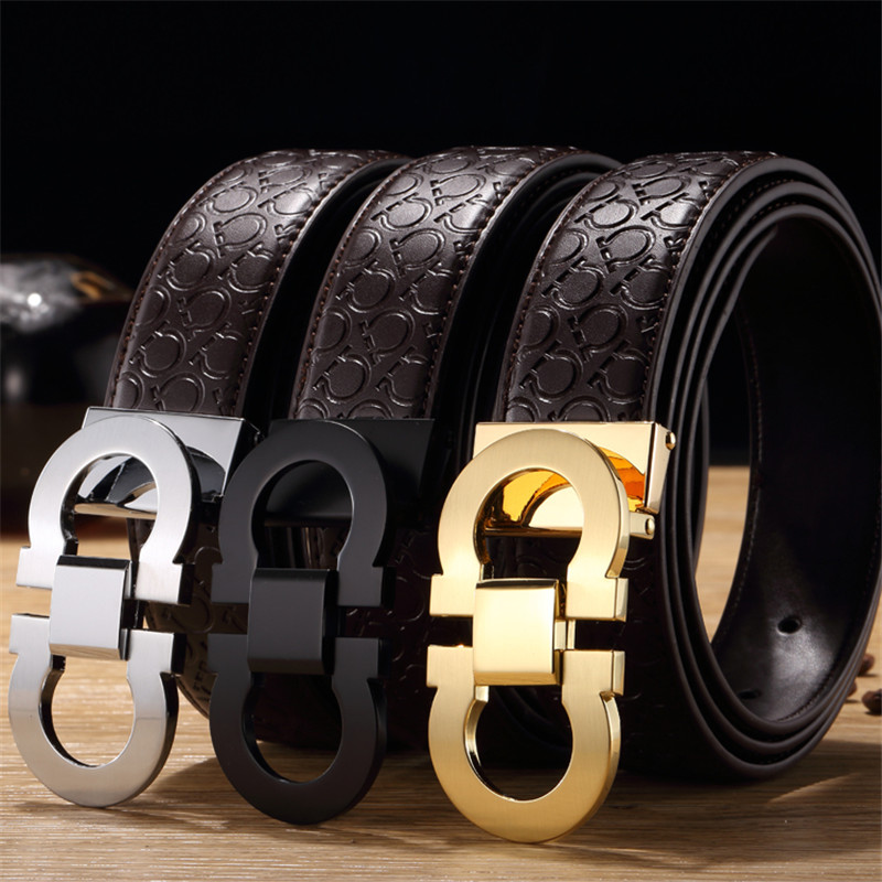 Fashion Brand ceinture mens Luxury men belts for Women genuine leather Belts for men designer belts men high quality waistband(China (Mainland))