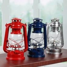 Zakka Iron Candlestick Candle Holder Kerosene lamps Portable lantern Novelty Lighting Holiday gift Home decoration(China (Mainland))