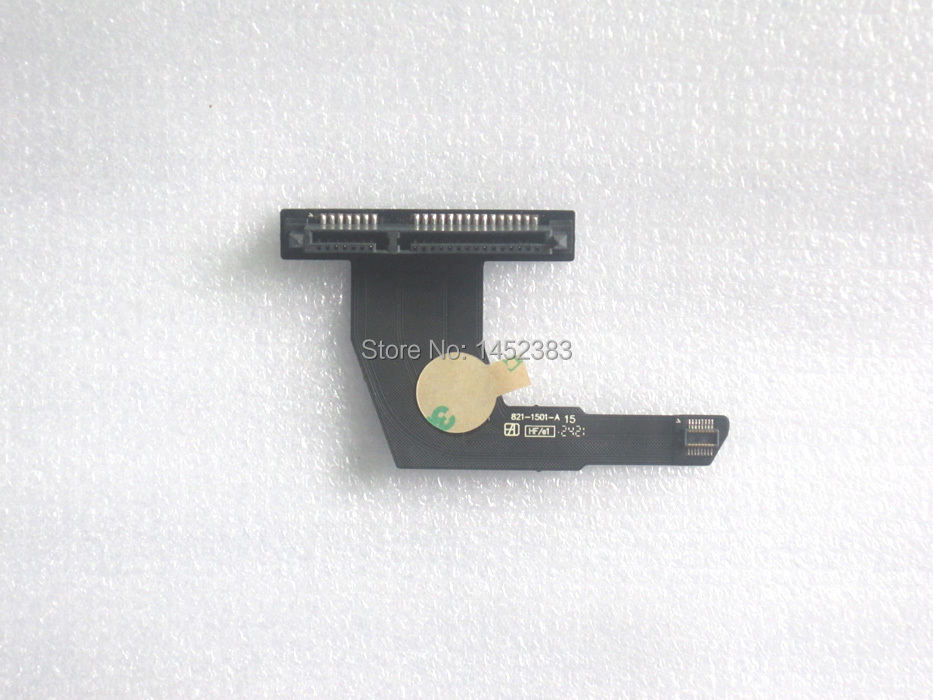 New Original For Mac Mini A1347 Dual HDD SSD Cable Bottom Second Hard Drive Flex Cable 820-1501-A 922-9560(China (Mainland))