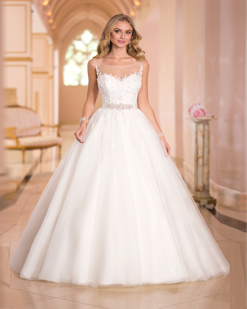 Vestido de noiva princesa 2015 sexy cheap wedding dress for Cheap wedding dress from china