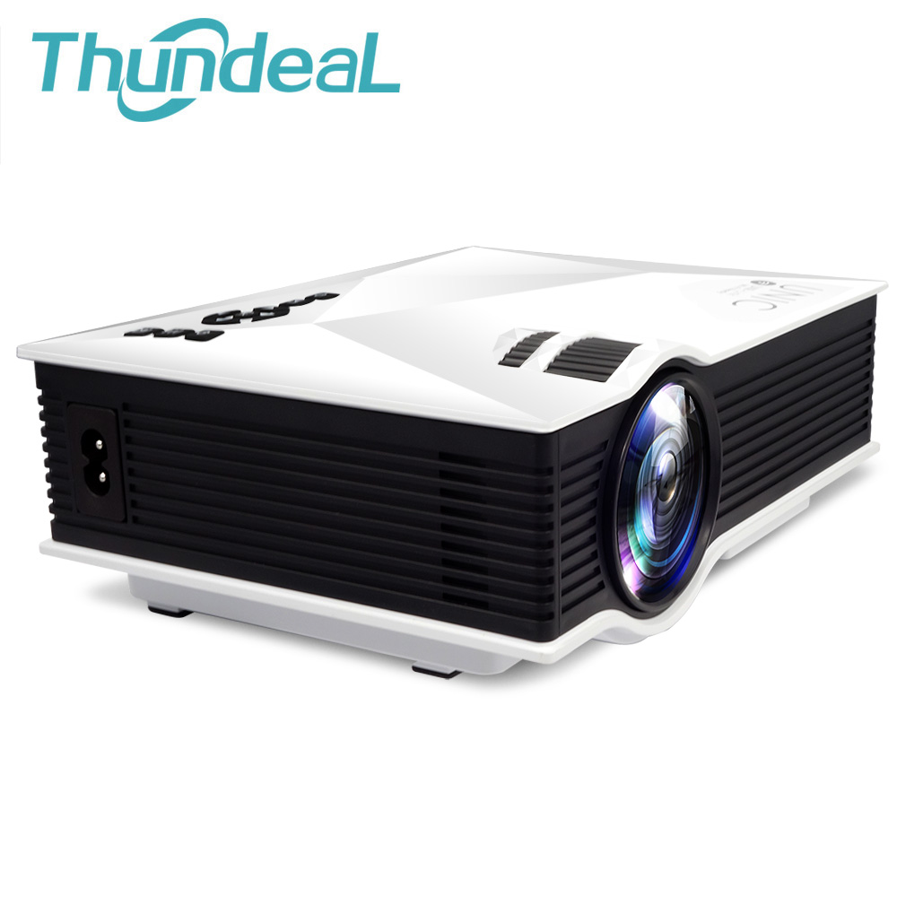 Mini projector picture more detailed picture about unic for Usb pocket projector