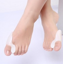 Directly from factory Topseller 2pcs 1pair Silicone Gel bunion hallux valgus valgus pro