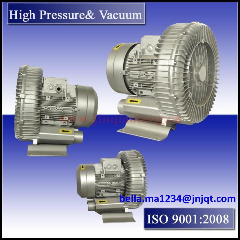 JQT-3000-C Side Channel Blower Vacuum Pump China Blower For Insulation Machine Vacuum Pump 380V(China (Mainland))