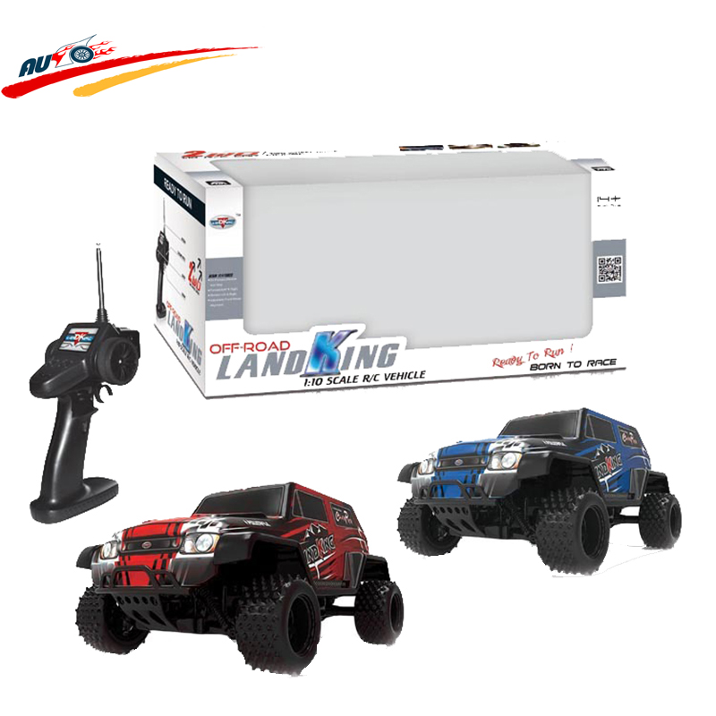 Rally Drifting Racing Car 1:10 Scale RTR 25Km/h High Speed Full Function RC Truck Vehicle Toy Car LK816AB