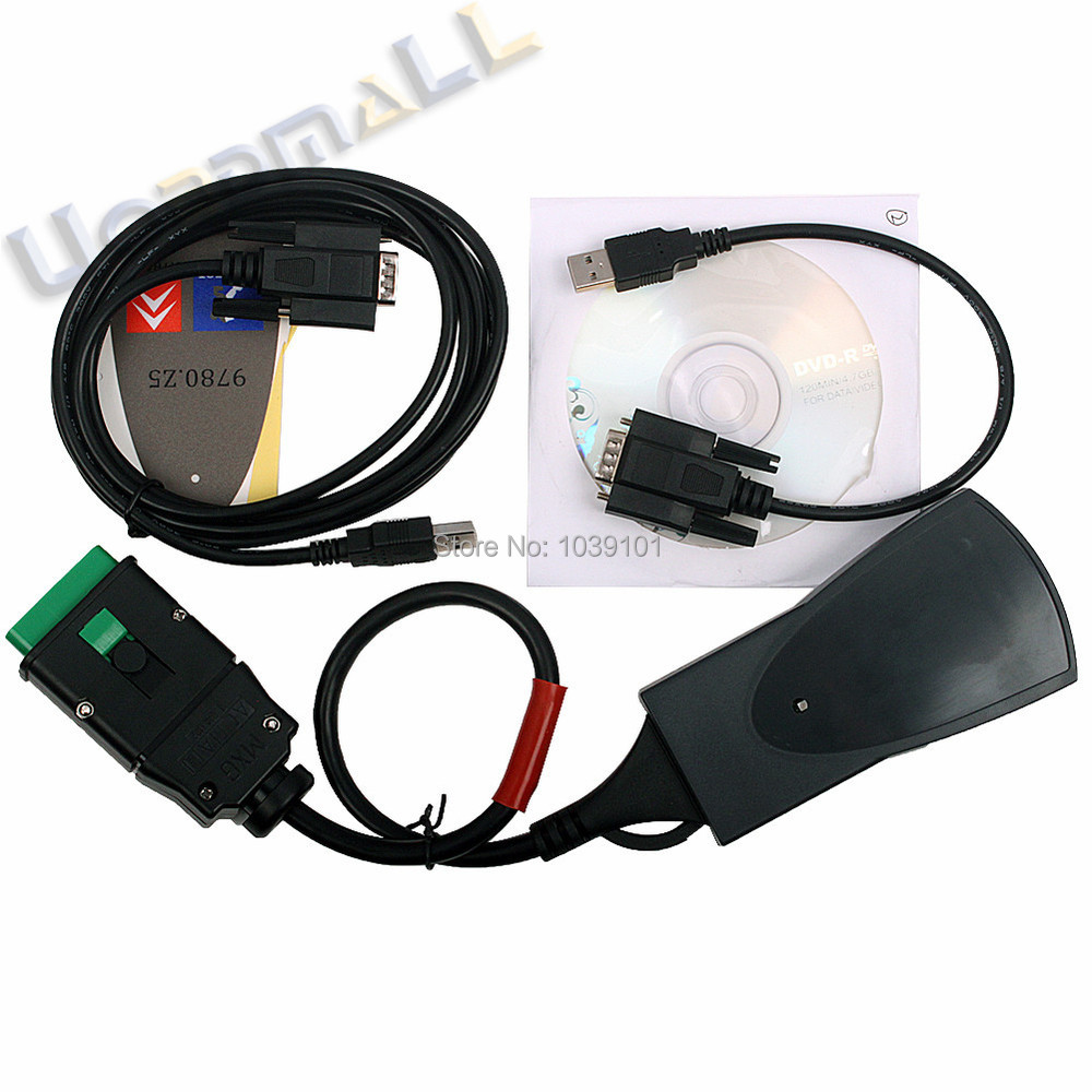 Pp2000 Lexia 3 For Citroen And For Peugeot Diagnostic Tool