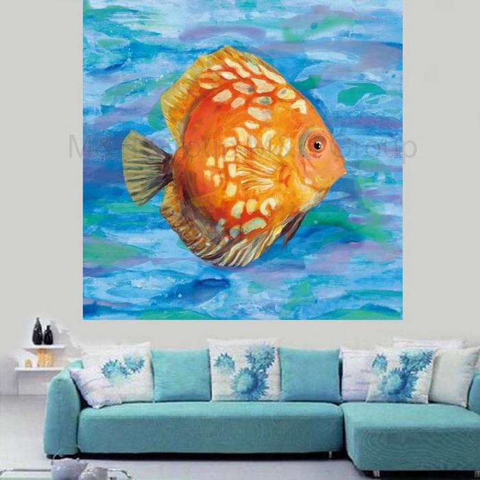 Compra pinturas al leo de aceite de pescado online al por - Pintura al aceite ...
