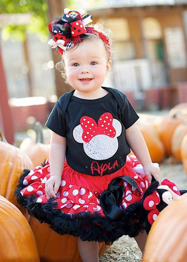 Girls Designer Clothing Sale fast shipping childrens polka