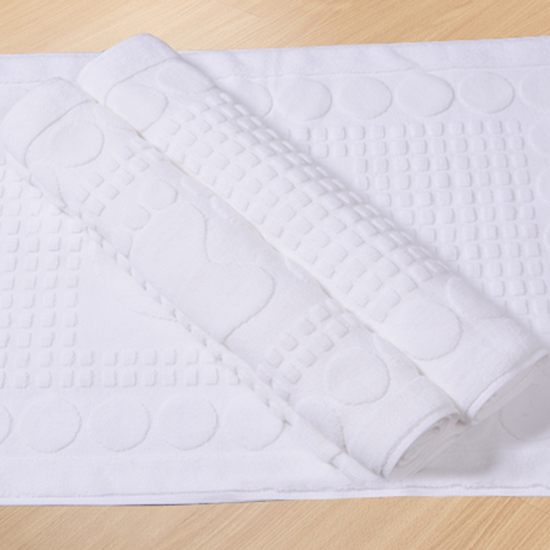 cotton feet mats 100 cotton thick in towel bath mat pads in bath mats