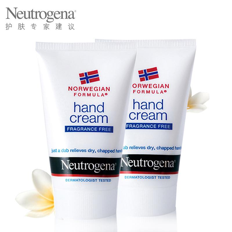 Neutrogena hand cream suit Norway series of hand cream no fragrance 56g*2 Moisturizing<br><br>Aliexpress