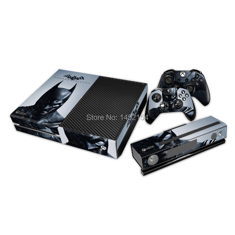 Extremerate removable durable grey bat fashionable skin for Decoration xbox one