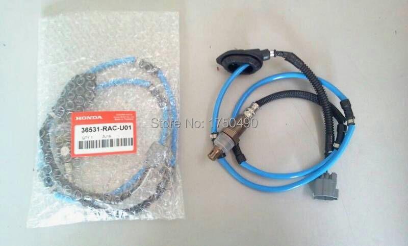 Original Lambda Sensor Oxygen Sensor Front For Honda Accord 2 0 Year 2003 2007 OEM 36531