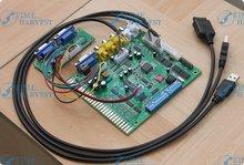 PS3 VGA time board/PS3 VGA dual purpose converting board/4 in 1 VGA game converter board/PS3 USB to Jamma for LCD game machine()