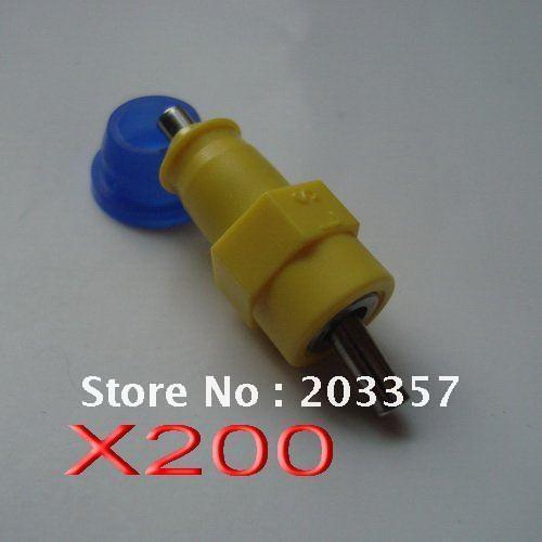 X200 POULTRY NIPPLE chicken bird quail waterer drinker .Material: POM Stainless - SHANGHAI LUSEN Mechanical Equipment Co., Ltd. store
