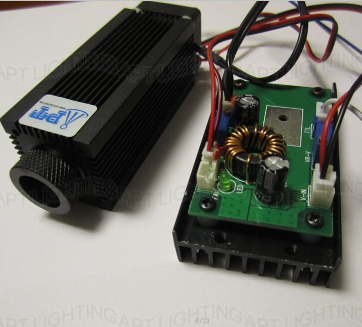 High Quality Good cooling 1W 808nm IR laser module focusable Laser module(China (Mainland))