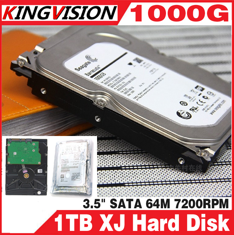 CCTV accessories 3.5 inch 1000G 1TB 5700RPM SATA Professional Surveillance Hard Disk drive internal HDD for DVR security system(China (Mainland))
