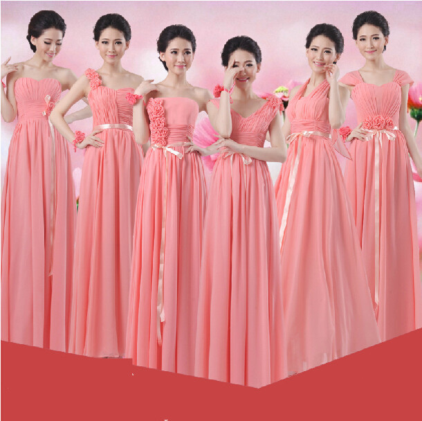 Cheap bridesmaid dresses under 50 chiffon long prom for Cheap wedding dress under 50