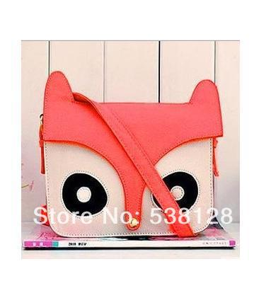Small bags 2013 women's handbag fox messenger bag shoulder vintage young girl - ZHAO AND LIN'S STORE store