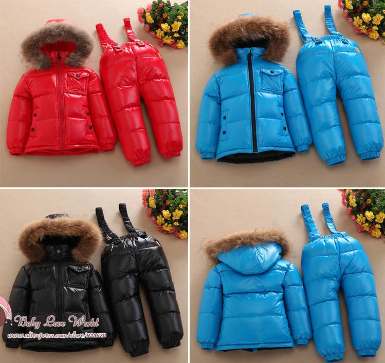 Зимняя детская одежда на алиэкспресс