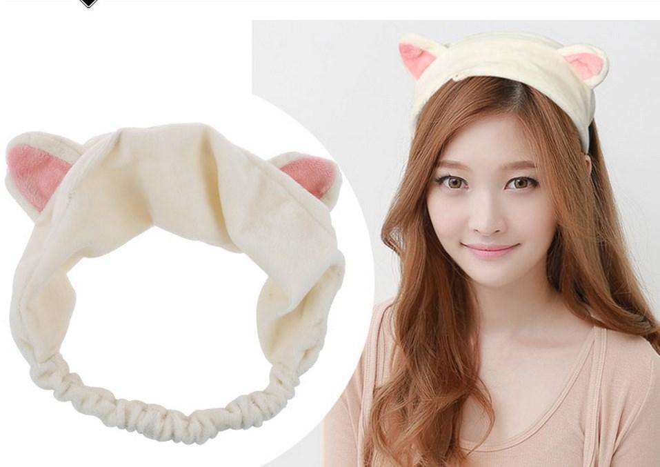 Cat Ear Shower Cap