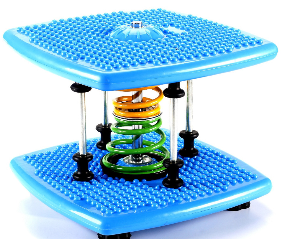 twist boards Double spring weight loss twister boards dance machine ...