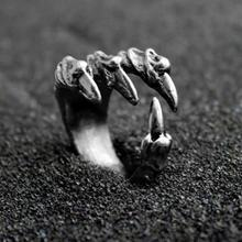 Buy Devil Claws Ring Vintage Tail Anillos Punk Rings Women Anel Men Rings Bague Bijoux 2 Colors for $1.22 in AliExpress store