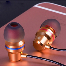 Professional LP-x1 In-ear Earphones Super Clear Bass Metal Headset Noise Isolating Earbud For MP3 fone de ouvido