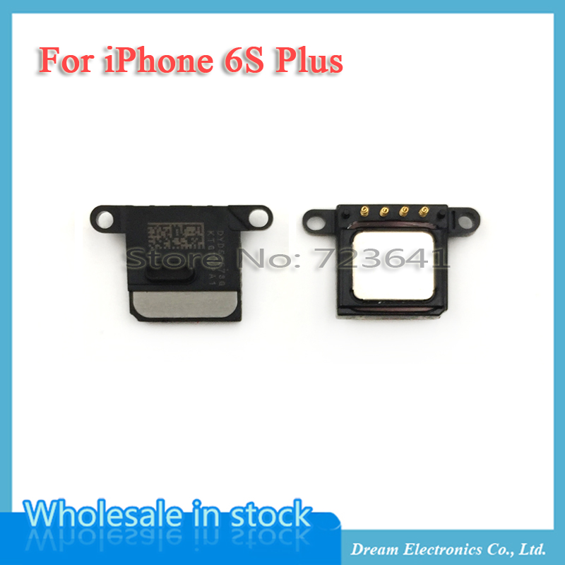 """20pcs/lot NEW Earpiece Flex Cable Ear Speaker for iPhone 6S Plus 5.5"""" Listening Replacement Parts free shipping(China (Mainland))"""