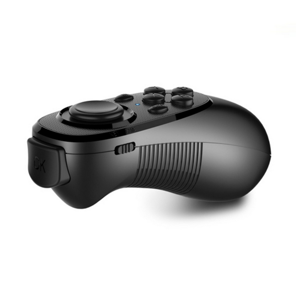 Bluetooth Wireless VR Box Remote Control Gamepad 3D VR Glasses IOS Smart Mobile Phone Universal Portable Mini Game Controller(China (Mainland))