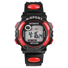 Hot Marketing Multi Function Men Aviation Sports Watch LED Analog Digital Waterproof Jun7