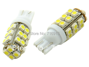 2013 New Super Bright T10-SMD 3528 LED Car Side WedgeTail Light Lamp Blub White Drop Shipping 18