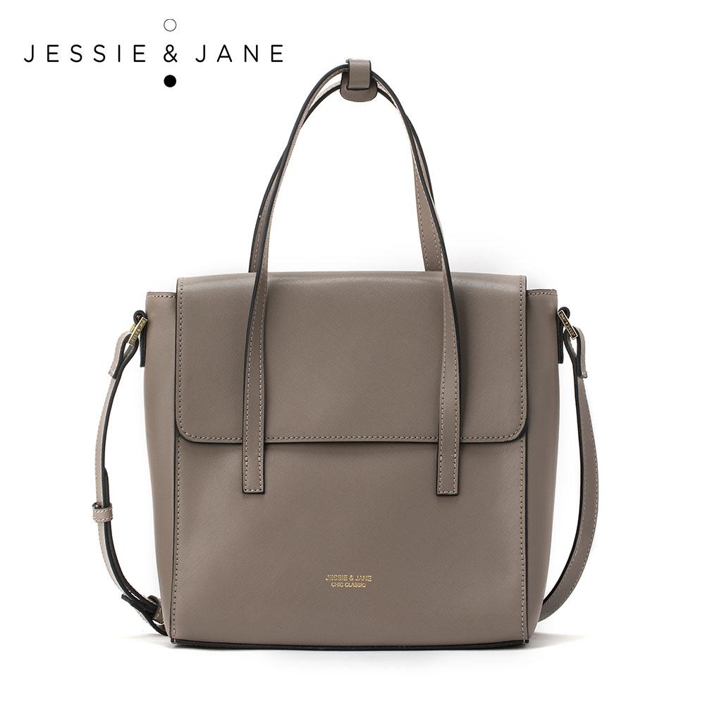 Здесь можно купить  JessieJane Designer Brand Women Top-handle Bags Genuine Leather Shoulder Bags Jane Style 1017  Камера и Сумки