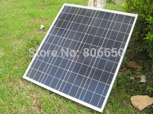 12V Polycrystalline Solar Panel for 12V Battery  for Off Grid Solar System